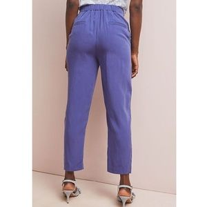 Anthropologie Pants - [Anthropologie] NWT Cupro Wrap Trousers